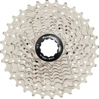 Image of SunRace CSRS1 10 Speed Cassette - Silver - 11-28t, Silver