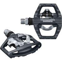 Image of Shimano EH500 Pedals - Grey, Grey