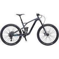 GT Force AL Comp 27.5 Bike 2020 - Satin Gunmetal - Black