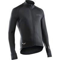 Northwave Extreme H2O Light Jacket - Black-Black - S, Black-Black