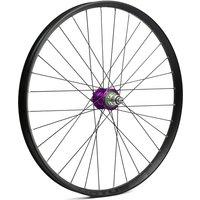 Hope Fortus 35 Mountain Bike Rear Wheel - Purple - Pro 4 135mm QR, Purple