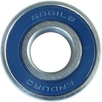 Enduro Bearings ABEC3 6001 LLB Bearing - Silber