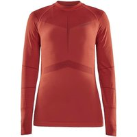 Craft Women´s Active Intensity CN LS - Beam-Rhubarb