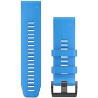 Garmin 26mm QuickFit Silicone Watch Band - Türkis - Blau