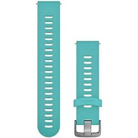 Garmin 20mm Quick Release Silicone Watch Band - Aqua