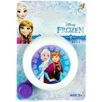 'Widek Frozen Elsa & Anna Disney Bike Bell - White, White