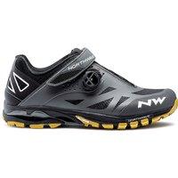 Image of Northwave Spider Plus 2 MTB Shoes 2020 - Anthracite - EU 47, Anthracite