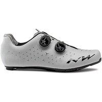 Northwave Revolution 2 Road Shoes 2020 - Silver Reflective - EU 41, Silver Reflective