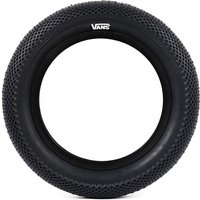 Cult Vans Juvenile BMX Tyre - All Black - 18""