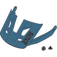 IXS Trigger AM Helmet Visor + Pins - Ocean - S/M, Ocean