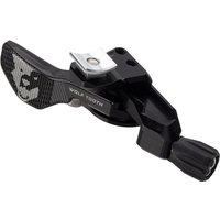 Wolf Tooth Remote Dropper Lever for Shimano IS-EV - Schwarz