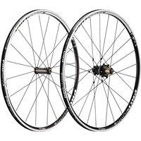 Pro-Lite Cicilia A21W Alloy Road Wheelset - Schwarz - Weiß - Shimano