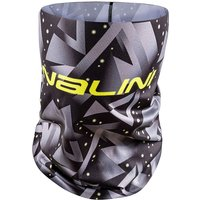 Nalini MERRICK Neck Warmer  - Black-Neon Yellow - One Size, Black-Neon Yellow