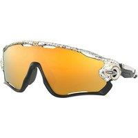 Oakley Jawbreaker Splatter White 24k Sunglasses, Splatter White