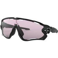 Oakley Jawbreaker Black Lowlight Sunglasses - Polished Black, Polished Black