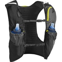 Camelbak Ultra Pro Vest - 2x 1L Quick Stow Flask - Graphite-Sulphure Spring - Small