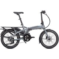 Tern Vektron P7i Folding E-Bike 2020 - Gunmetal - 20