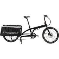 Tern Cargo Node Folding Bike 2020 - Black - 24