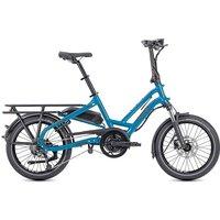 Tern HSD P9 Folding E-Bike 2020 - Blue - 20