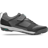 Giro Womens Ventana Fastlace Off Road Shoes 2020 - Dark Shadow - EU 36.5, Dark Shadow
