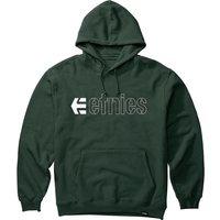 Etnies Ecorp Hoodie 2020 - Hunter Green - XL