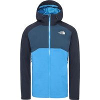 The North Face Stratos Jacket - Clear Lake Blue-Urban Navy - XXL