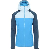 The North Face Women´s Stratos Jacket - Cayenne Red-Tin Grey