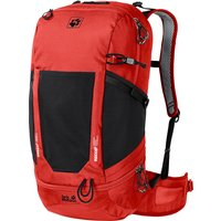 Jack Wolfskin Kingston RECCO 30 Pack - Lava Red