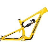 Nukeproof Mega 290 Carbon Mountain Bike Frame 2021 - Yellow - S, Yellow
