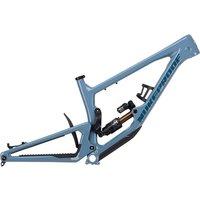 Nukeproof Giga 275 Carbon Mountain Bike Frame 2021 - Overcast Blue - XL, Overcast Blue