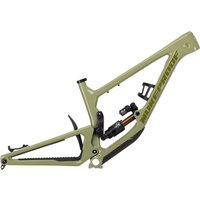 Nukeproof Giga 290 Carbon Mountain Bike Frame 2021 - Artichoke Green - L, Artichoke Green