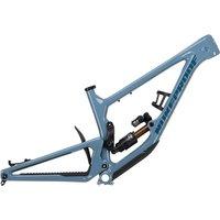 Nukeproof Giga 290 Carbon Mountain Bike Frame 2021 - Overcast Blue, Overcast Blue