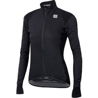 Sportful Women's Hot Pack No Rain Jacket 2.0 - Black - XS, Black