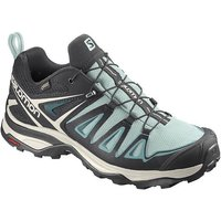 Salomon Women´s X Ultra 3 Gore-Tex Hiking Shoes - Icy Morn-Meadowbrook - UK 4