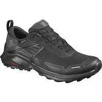 Salomon X Raise Gore-Tex Shoes - Schwarz/Schwarz - UK 10.5