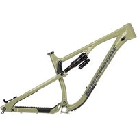 Nukeproof Reactor 275 Alloy Mountain Bike Frame 2021 - Artichoke Green, Artichoke Green