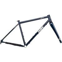 Image of Ragley Trig Hardtail Frame & Fork 2021 - Blue - Black - S, Blue - Black