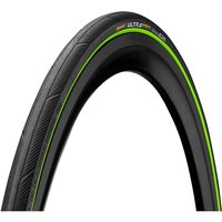 Continental Ultra Sport III Folding Road Tyre - Schwarz - Grün - 700c