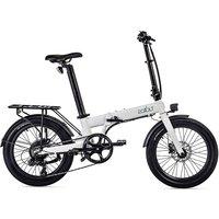 EOVOLT Confort Lightweight Folding E-Bike 2020 - White - 20
