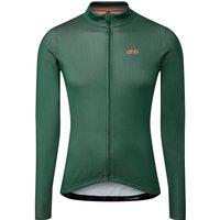 dhb Classic Long Sleeve Jersey  - Green, Green