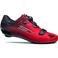 Sidi Sixty Road Shoes 2020 - BLACK-RED - EU 38, BLACK-RED