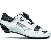 Sidi Sixty Road Shoes 2020 - Black-White - EU 41, Black-White