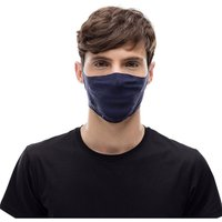 Buff Filter Mask (Solid Night Blue)  - One Size, Solid Night Blue