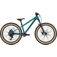 Commencal Meta HT 24 Kids Bikes 2021 - Electroplate lagoon - 24