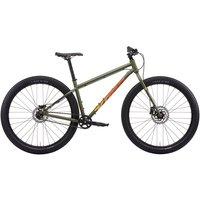 Image of Kona Unit Hardtail Bike 2021 - Satin Fatigue Green, Satin Fatigue Green