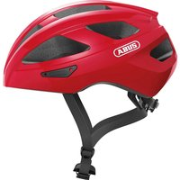 Image of Abus Macator Road Helmet 2020 - Red, Red