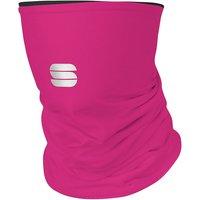 Sportful Womens Neck Warmer  - BUBBLE GUM - One Size, BUBBLE GUM