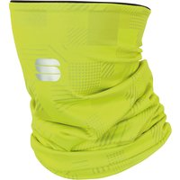 Sportful Thermal Neck Warmer  - Yellow Fluo - One Size, Yellow Fluo