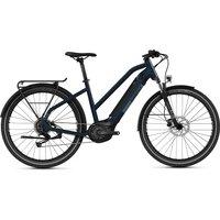Ghost E-Square Trekking Universal W E-Bike 2021 - Nightblue - Blue - M, Nightblue - Blue