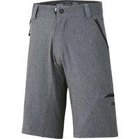 Image of IXS Carve Digger Shorts 2021 - Graphite, Graphite